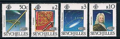 Seychelles 1986 Halley's Comet SG 632/5 MNH