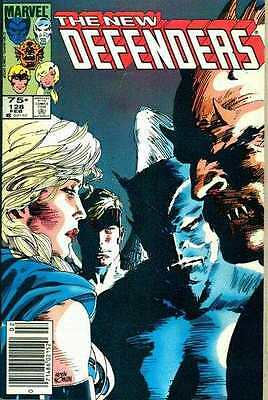 Defenders (1972 series) #128 in Near Mint - condition. FREE bag/board