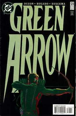 Green Arrow (1988 series) #124 in Near Mint - condition. FREE bag/board