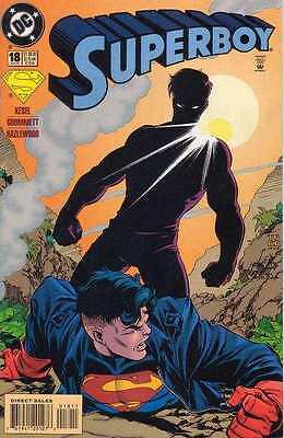 Superboy (1994 series) #18 in Near Mint condition. FREE bag/board