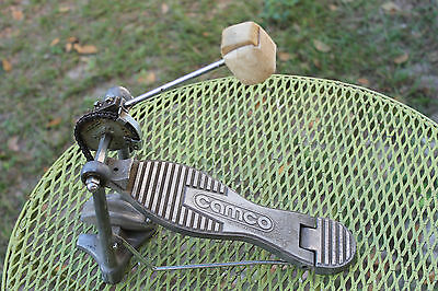 Vintage Camco bass drum pedal. good cond.