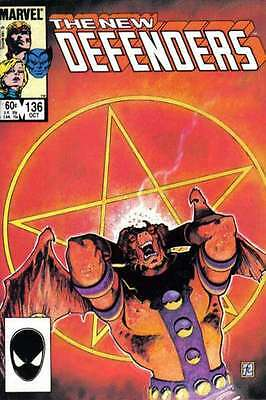 Defenders (1972 series) #136 in Very Fine + condition. FREE bag/board