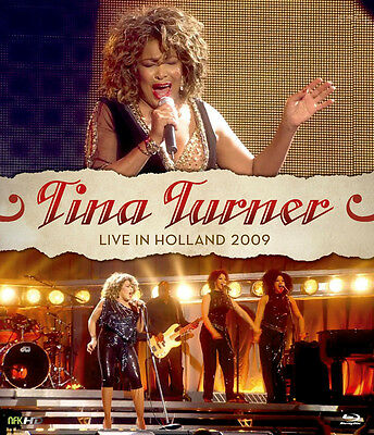TINA TURNER Live in Holland 2009 - DVD