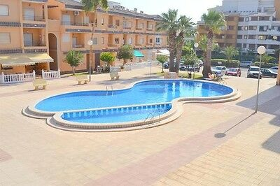 BEACH, Holiday Apartment in (Punta Prima) Torrevieja, Costa blanca  Spain..
