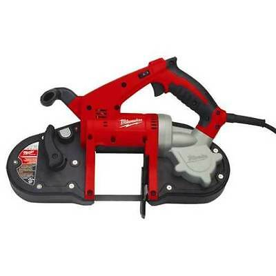 New Milwaukee 6242-6 Milwaukee Compact Band Saw, 120 volt AC with case