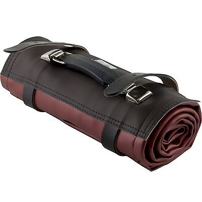 Hickory Hills Pocket Knife Roll Carrying Storage Case Pack Holds 60 Knives USA