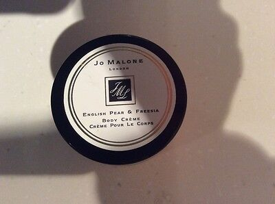 New Unopend Jo Malone English Pear And Fresia Body Creme 15Ml