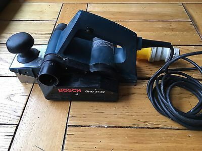 Bosch GHO 31-82 Plane 110volt Very good used condition.