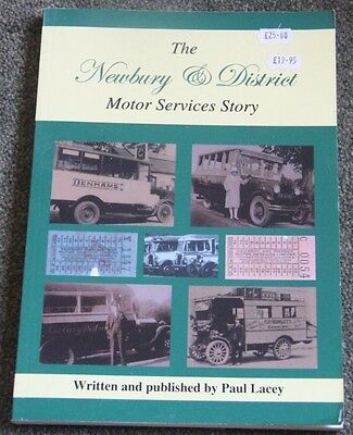 Bus/Coach Interest-The Newbury & District Motor Services Story Paperback