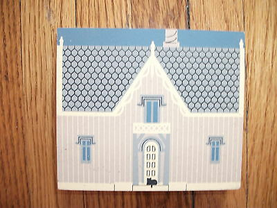 1993 Cats Meow Village Club 19th Century Master Builders Blithewood Gatehouse