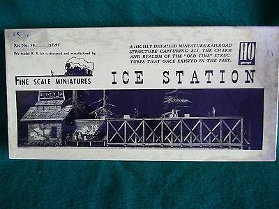 Fine Scale Miniatures Ice Station