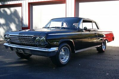 1962 Chevrolet Impala SS Tribute Sport Coupe 1962 Chevrolet Impala Sport Coupe SS Tribute 350 V8 Black/Black