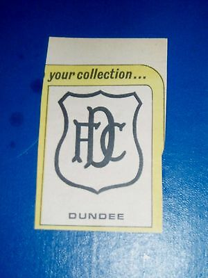 Dundee  Football Club Badge  From Scorcher Comic 1970