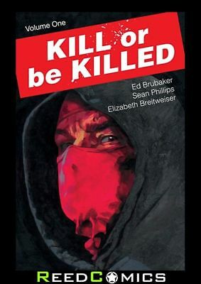 KILL OR BE KILLED VOLUME 1 GRAPHIC NOVEL New Paperback Collects Issues #1-4