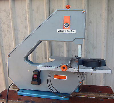Black & Decker Variable Speed Band Saw