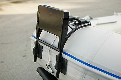 Motor mount kit outboard bracket for inflatable boat bow  stern mount Removable