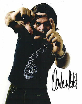 Paul Oakenfold Signed 8X10 Photo Exact Proof Coa Autographed Bunkka