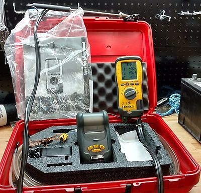 UEI C155kit combustion analyzer Extented Life with Eagle 2X and wireless printer