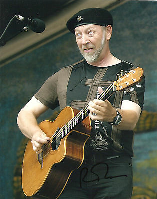 Richard Thompson Signed 8X10 Photo Exact Proof Coa Autographed Rumor And Sigh