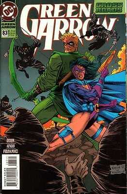Green Arrow (1988 series) #83 in Near Mint + condition. FREE bag/board
