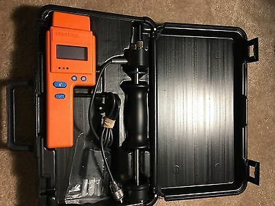 Delmhorst BD-2100 Moisture Meter , Contact Pins and Case