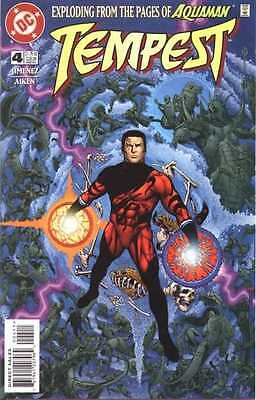 Tempest (1996 series) #4 in Near Mint + condition. FREE bag/board