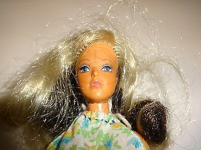 Vintage 1976 Ideal Tuesday Taylor Doll for Repair or Parts