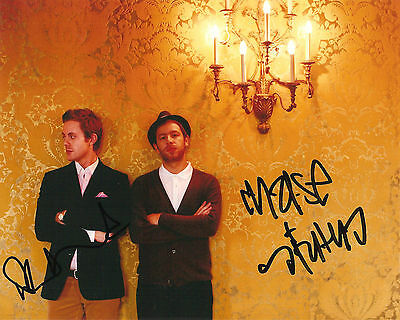 Chase And Status Signed 8X10 Photo Exact Proof Coa Autographed