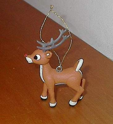 Rudolph Misfit Christmas Ornament YOUNG BUCK RUDOLPH