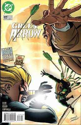 Green Arrow (1988 series) #117 in Near Mint - condition. FREE bag/board