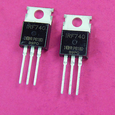 Irf740 Mosfet