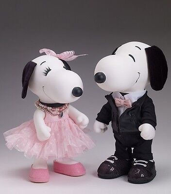 Fashion First Snoopy And Belle Robert Tonner Giftset  Ltd Ed 100 Sold Out! Vhtf!