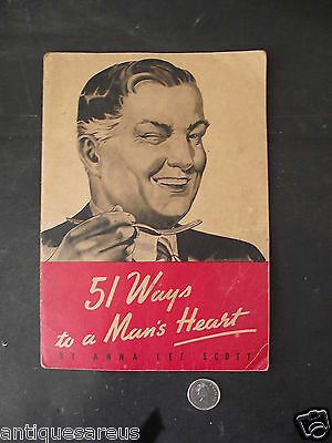51 Ways To A Mans Heart Maple Leaf Milling Company Cook Book