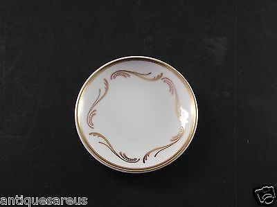 Tca Trans Canada Airlines ? Royal Stafford Bone China Butter Pat England