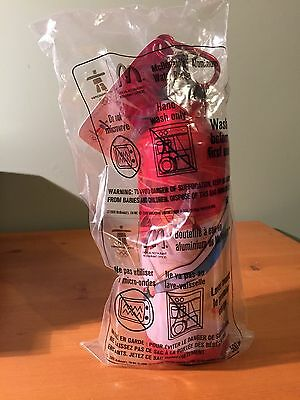 NEW Mcdonalds Vancouver Olympic Water Bottle (Red)