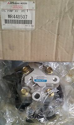 Bomba De Aceite / Oil Pump Mitsubishi. Oem (Ref. Original) Mr448507