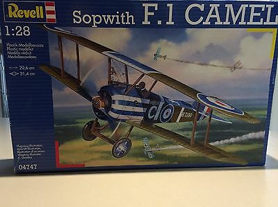 @@@@ Maquette 1/28 Revell Sopwith F.1 Camel, Neuf @@@@