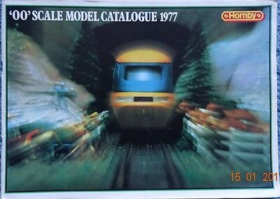 HORNBY CATALOGUE - 1977 Edition