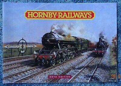 HORNBY CATALOGUE - 39th Edition