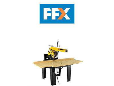 DeWalt DEW729KN 440V 3 Phase Radial Arm Saw 350mm 4000w