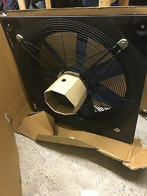 vent axia industrial range plate mounted axial fan.