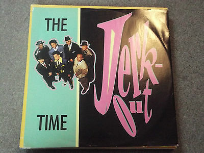 """The Time - Jerk Out 1990 12"""" Prince Paisley Park R&b Morris Day Jam & Lewis"""