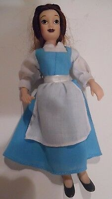 belle beauty and the beast Disney Princess DeAgostini porcelain doll girls toy