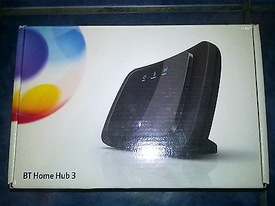 BT Home Hub 3.0 ~ 300 Mbps 4-Port 10/100 Wireless N Router (BTHOMEHUB3.0) TYPE A
