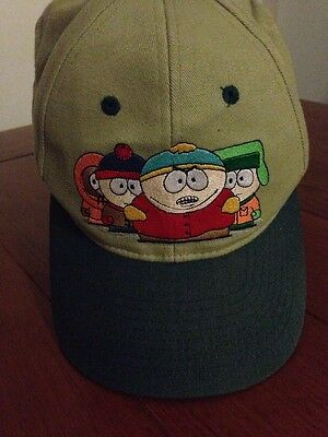 SouthPark Vintage Cap 1998 Kenny and Friends