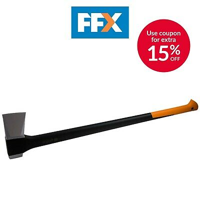 Fiskars FSK122503 X27 Heavy Duty Splitting Axe XXL - 2.6kg (5.7lb)