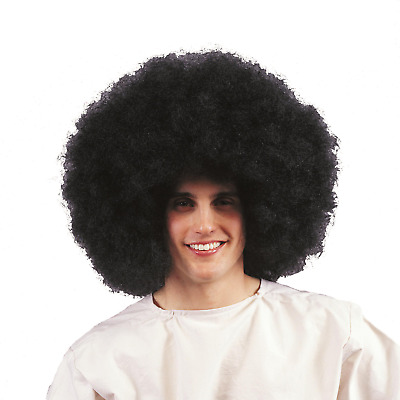 Super Jumbo Afro Wig Disco Retro Saturday Night Fever Halloween Costume 70s 70's