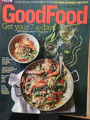 Bbc Goodfood Magazine August 2014 Mag 36