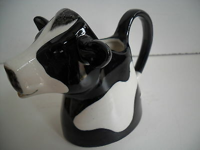 Friesan Cow Cream Jug By Quail Pottery New And Boxed Ideal Gift