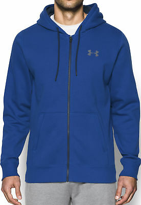 Under Armour Storm Rival Full Zip Mens Hoody - Blue